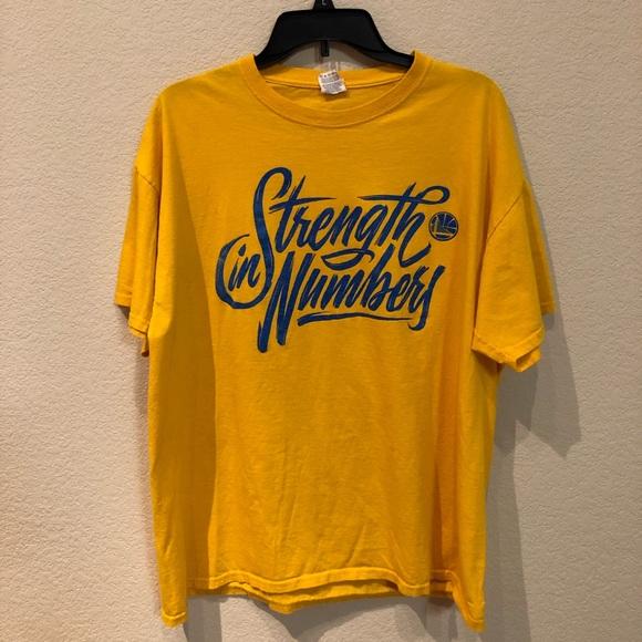 sale retailer 6caf4 3137a Golden State Warriors 2018 NBA Finals T-Shirt